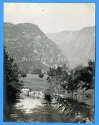 Isère Route Bourg D'Oisans - Séchilienne - Photo Originale - Voir Scans - Places