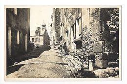 LA ROCHE BERNARD  (cpsm 56)  Vieilles Maisons Rue De La Voûte -   - L 1 - La Roche-Bernard