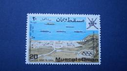 MASCATE   N° 88   NEUF ** LUXE  3 SÉRIES   PORT OFFERT  FRANCE Et EU - Oman