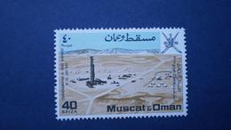 MASCATE   N° 90   NEUF ** LUXE  3 SÉRIES   PORT OFFERT  FRANCE Et EU - Oman