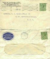 GREAT BRITAIN, 1932, Cover - Briefe U. Dokumente