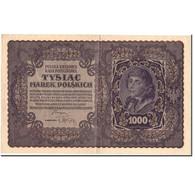Pologne, 1000 Marek, 1919, 1919-08-23, KM:29, TTB+ - Pologne