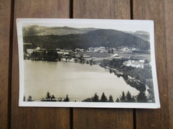 CPA PHOTO ALLEMAGNE TITISEE SCHWARZWALD - Titisee-Neustadt