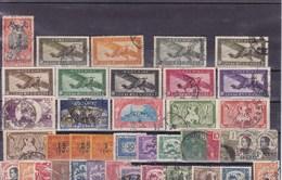INDOCHINE : Y&T : Lot De 40 Timbres Oblitérés - Indochina (1889-1945)