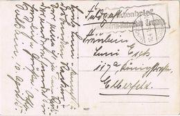 26087. Postal Fotografica Militar DOLHAIN (Limburg) Belgien 1916.  SOLDATENBRIEF Mark - Bélgica
