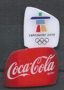 Pin's Coca-Cola, Jeux Olympique D'hiver, Vancouver 2010 - Coca-Cola