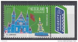 Nederland - Uitgiftedatum 29 Maart 2016 – Postcrossing - Het Binnenhof - MNH/postfris - Periode 2013-... (Willem-Alexander)