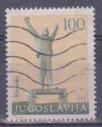 1983 Jugoslavia - Monumenti Della Rivoluzione - 1945-1992 Repubblica Socialista Federale Di Jugoslavia