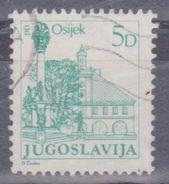 1983 Jugoslavia - Turistica - 1945-1992 Repubblica Socialista Federale Di Jugoslavia
