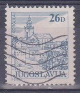 1984 Jugoslavia - Turistica - 1945-1992 Repubblica Socialista Federale Di Jugoslavia