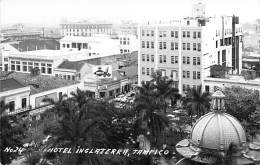 MEXICO Mexique - TAMPICO : Hotel INGLATERRA - REAL PHOTO Carte Photo N° 24 - SUDAMERICA South America - Mexique