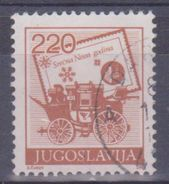 1988 Jugoslavia - La Posta - 1945-1992 Repubblica Socialista Federale Di Jugoslavia