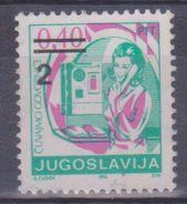 1990 Jugoslavia - La Posta - 1945-1992 Repubblica Socialista Federale Di Jugoslavia