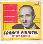 45 TOURS FRANCK POURCEL LA VOIX DE SON MAITRE 7 EGF 156 JE M SENS SI BIEN / UN PTIT PEU D ARGENT / LA SAMBA FANTASTIQUE - Instrumental