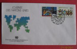 UNITED STATES  - FIRST DAY 1987 - Briefe U. Dokumente