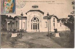 L100C348 - Marseille - Exposition Internationale D'Electricité 1908  - Palais De L'Agriculture -  Baudouin Vincent N°19 - Internationale Tentoonstelling Voor Elektriciteit En Andere