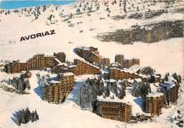 AVORIAZ MORZINE 13(scan Recto-verso) MA2153 - Avoriaz