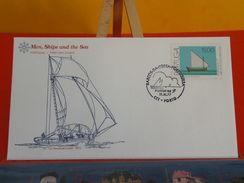 Voilier > Schooner 51 Ton Revenue Cutter 1815 > Portugal > 19.11.1977 - FDC 1er Jour - FDC