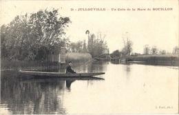 50 MANCHE - JULLOUVILLE Un Coin De La Mare De Bouillon - Other Municipalities