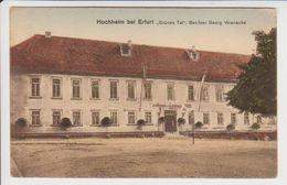 """Germany. Hochheim Bei Erfurt. """"Grunes Tal"""", Besitzer Georg Wienecke. - Erfurt"""
