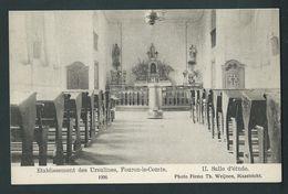 Fouron-le-Comte. Voeren. Etablissement Des Ursulines. 1908. Salle D'Etude. - Voeren