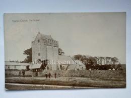 UK GALLES WALES PORTCAWL Newton Church Old Postcard - Pays De Galles