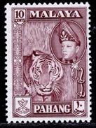 Malaya, Pahang 10c 1957 (1961) MNH SG 81 - Pahang