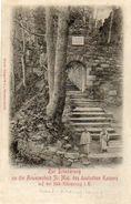 CPA - HAUT-KOENIGSBOURG (67) - En Souvenir De La Visite Du Kaiser - Carte 1900 - Haguenau