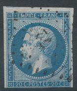 Lot N°38662  N°14B, Oblit PC 72 Andelot (50), Ind 5 - 1853-1860 Napoleon III