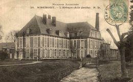 CPA - RIBEMONT, L' ABBAYE - Aisne 02 - Circulé - Otros Municipios