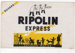 Oct17   80002   Buvard   Ripolin  Express - Paints