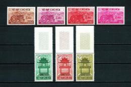 Vietnam Del Sur  Nº Yvert  153/6-181/3  En Nuevo - Viêt-Nam