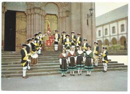 CP TRES ANIMEE SENONES, RECONSTITUTION HISTORIQUE DE LA GARDE DES PRINCES DE SALM, VOSGES 88 - Senones