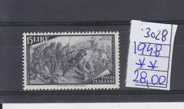 Centenario Del Risorgimento - 3 Maggio 1948 - Altre Collezioni