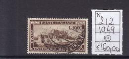 Centenario Della Repubblica Romana - 18 Maggio 1949 - Altre Collezioni