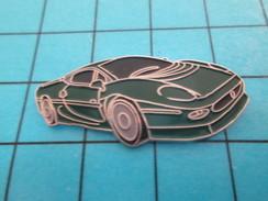 Pin713f Pin's Pins : BEAU ET RARE : AUTOMOBILES / JAGUAR XJ 220 VERT ANGLAIS - Jaguar
