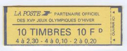 Booklet Jeux Olympiques 1992 Not Opened. - Carnets