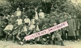 Toulouse - CP. Hôpital Complémentaire No 35, Ecole Supérieure Berthelot- Un Groupe De Bléssés - 1914-18