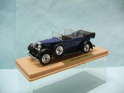 Solido - FIAT 525 N 1929 Cabriolet Bleu BO 1/43 - Solido