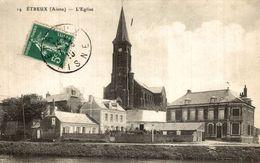 ETREUX - L'Eglise - Otros Municipios