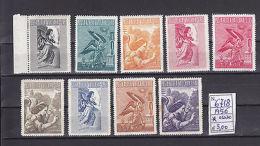 Arcangelo Gabriele -  POSTA AEREA - 22 Febbraio 1956 - Altre Collezioni