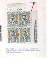 Beatificazione Di Pio X - 3 Giugno 1951 - Varieta' - Altre Collezioni