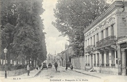 Epernay (Marne) - Remparts De La Motte - Edition J.B. - Epernay
