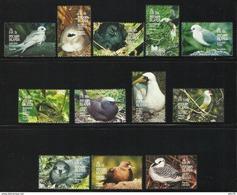 PITCAIRN ISLANDS  1995   BIRDS   SET  MNH - Pájaros