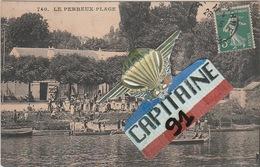 CPA LE PERREUX PLAGE VAL DE MARNE - Le Perreux Sur Marne