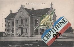 CPA LE COTEAU PRES ROANNE LOIRE LA MAIRIE - Autres Communes