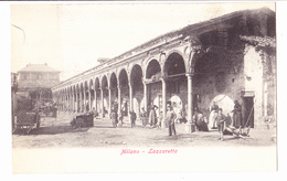 §§§ MILANO-Lazzaretto N°5308/ Annee 1903 §§§ - Switzerland