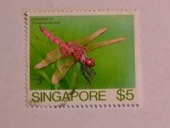 SINGAPOUR 1985  LOT# 8  INSECT - Singapour (1959-...)