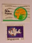 SINGAPOUR 1986  LOT# 9 - Singapour (1959-...)