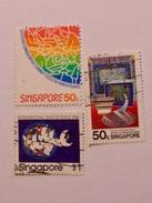 SINGAPOUR 1986  LOT# 10 - Singapour (1959-...)
